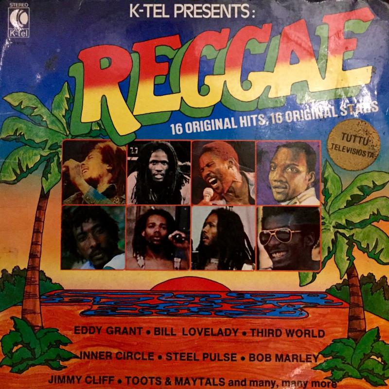 Various Artist Reggae