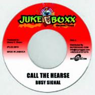 Busy Signal - Call The Hearse / High Grade