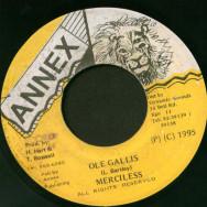 Merciless / Version - Ole Gallis re-mix