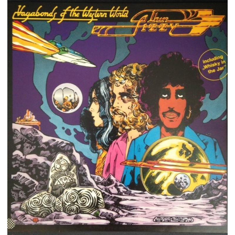 Thin Lizzy – Vagabonds Of The Western World