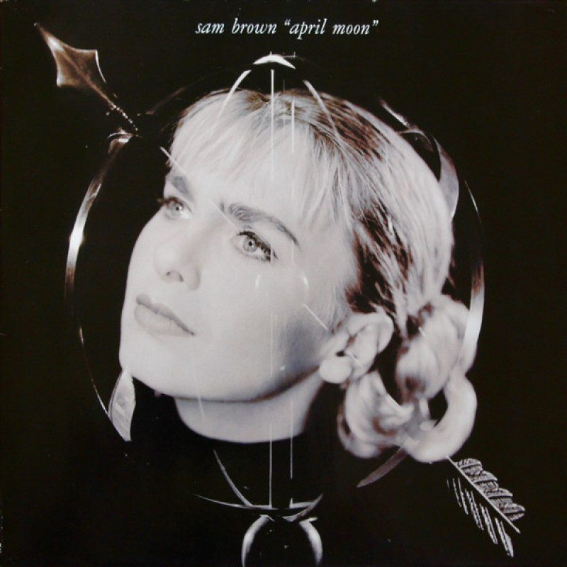 Sam Brown ‎– April Moon
