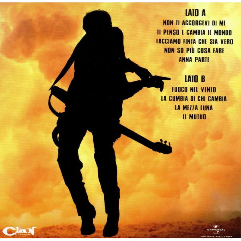Adriano Celentano – Facciamo Finta Che Sia Vero
