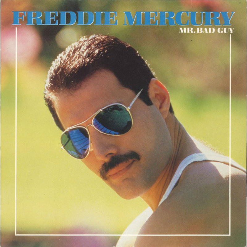 Freddie Mercury ‎– Mr. Bad Guy