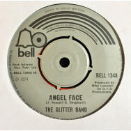 The Glitter Band ‎– Angel Face