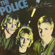 The Police ‎– Outlandos D'Amour